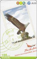 Thailand Phonecard 12Call - Spezial Card Thai Air Asia, Airline - Thaïlande