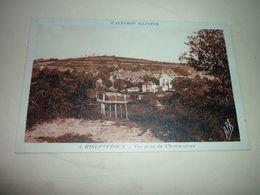 Carte Postale Aveyron Rieupeyroux Vue Prise Du Chemin Creux - Francia