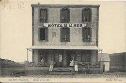 DOUARNENEZ, Le RIS,  Hôtel De La Mer - Douarnenez