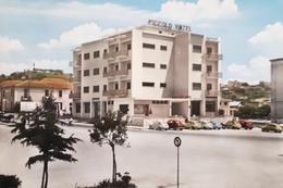 Cartolina - Villa S. Giovanni - Piccolo Hotel - 1963 - Reggio Calabria