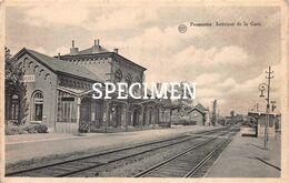 Intérieur De La Gare - Frameries - Frameries