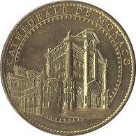 2006 AB152 - MONACO - Cathédrale De Monaco (Façade 9 Traits) / ARTHUS BERTRAND 2006 - Arthus Bertrand