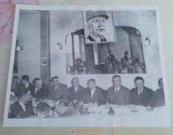 Rare Photo De Philippe Henriot Et Pierre Laval Gouvernement Pétain - Sin Clasificación