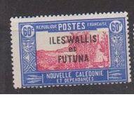 WALLIS ET FUTUNA        N°  YVERT  79    NEUF AVEC CHARNIERES      ( CHAR   03/56 ) - Wallis And Futuna