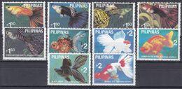 Tr_ Philippinen 1992 - Mi.Nr. 2186 - 2195 - Postfrisch MNH - Tiere Animals Fische Fishes - Fishes