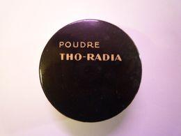 """2020 - 6921  RARE BOÎTE à POUDRE  """" THO-RADIA """"  (A Base De Thorium Et De Radium !!!)   XXXX - Beauty Products"""