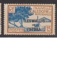 WALLIS ET FUTUNA        N°  YVERT  48  NEUF AVEC CHARNIERES      ( CHAR   03/56 ) - Wallis And Futuna