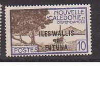 WALLIS ET FUTUNA        N°  YVERT  47  NEUF AVEC CHARNIERES      ( CHAR   03/56 ) - Wallis And Futuna