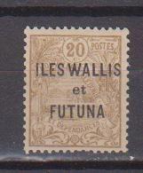 WALLIS ET FUTUNA        N°  YVERT  7      NEUF AVEC CHARNIERES      ( CHAR   03/56 ) - Wallis And Futuna