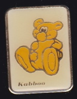 66321-Pin's.Kabboo Jouet En Peluche.Photo.signé Kodak. - Fotografia