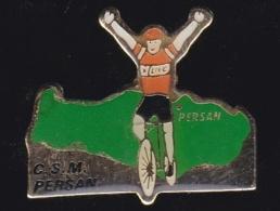 66334-Pin's.CSM PERSAN.Bic..Cyclisme. - Ciclismo