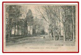 25442  CPA CHAMPAGNOLE  : Château De Laberthe  1907 !! - Champagnole