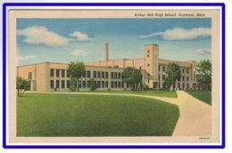 25472  CPA  Arthur Hill School , SAGINAW , Mich.   SAGINAW - Etats-Unis