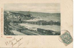Portales  Railway  . Edit Carlos Brandt Valparaiso - Chile