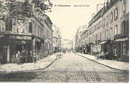 Carte Postale - CPA N°30 VAL DE MARNE - VINCENNES - Rue Du Levant. - Vincennes