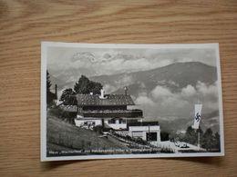 Haus Wachenfeld Des Reichskanzler Hitler A Obeesalzberg Photo H Huber Swastika Nazy - 1939-45