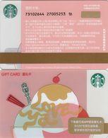 Starbucks China 2020 Sweet As You Love Ya  Gift Card RMB100 - Altre Collezioni