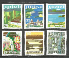 Yugoslavia 1965 Year, Mint Stamps MNH(**) - 1945-1992 République Fédérative Populaire De Yougoslavie