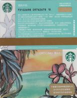 Starbucks China 2020  Summer Vacation Gift Card RMB100 - Altre Collezioni