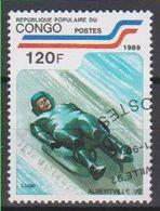 CONGO - Timbre N°863 Oblitéré - Congo - Brazzaville