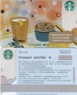 Starbucks China 2019  Happy Time Gift Card RMB100 - Altre Collezioni