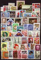 RUSSIA & USSR - 1973 - Anne'73 Incomplete - 113 Tim. De 119 Et 3 Bl De 9 Bl - Mi Pr. 2013 - 24.00EU - 1923-1991 USSR