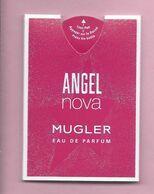 MUGLER * NOVA * PUFFER * NEW * - Modern (vanaf 1961)