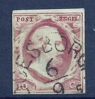 Niederlande 2 Gest. - Used Stamps