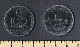 Comoros 100 Francs 2013 - Comorre