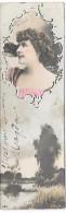 Femme Célèbre - THYLDA- Format 4.5 X 14 Cm - Femmes Célèbres