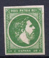 Spanien Carlistische Post 3 * - 1875-1882 Royaume: Alphonse XII