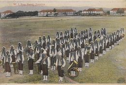 Jamaica W.I. Regiment Band . Hand Colored  Edit Duperly - Jamaica