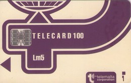 TARJETA TELEFONICA DE MALTA. Cxxxxxxxx (015) - Malta