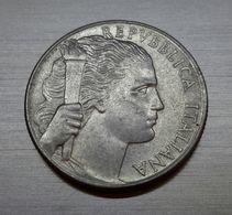 R.I. 5 Lire 1950 Uva (A10.104) - 5 Liras