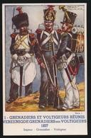 GRENADIERS ET VOLTIGEURS REUNIS - Regimente