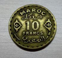 Marocco 10 Francs 1952 (A10.105) - Morocco