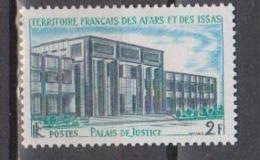 AFARS ET ISSAS      N° YVERT   344  NEUF SANS CHARNIERES     ( NSCH 1/30 ) - Afars Et Issas (1967-1977)