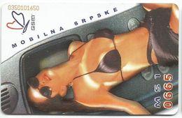 Bosnia (Serb Republic) 2000. Chip Card 350 UNITS 20.000-05/00 Low Tirage - Bosnie
