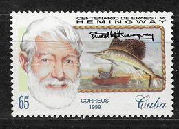 CUBA Nº  3844 - Vissen