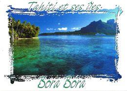 Bora Bora Island View - Französisch-Polynesien