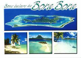 Bora Bora Island Views - Französisch-Polynesien
