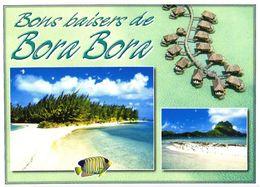 Bora Bora Island:Views, Hotel - Französisch-Polynesien