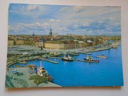 D172898  Sweden Sverige  -Stockholm    PU 1983 - Suède