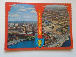 D172899  Sweden Sverige  -Stockholm    PU 1979 - Suède