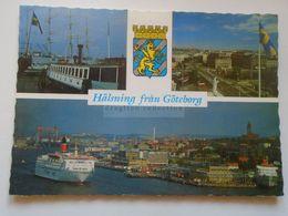 D172900  Sweden Sverige  -GÖTEBORG - 1988 - Suède