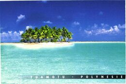 Rangiroa Island:A Desert Motu - Polinesia Francesa