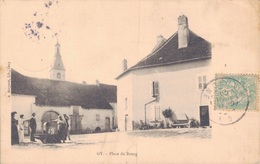 70 - GY / PLACE DU BOURG - France