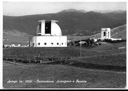 Asiago (Vicenza). Osservatorio Astrofisico E Ossario. - Vicenza