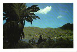 Marquesas Islands, Nuku Hiva Island View - Französisch-Polynesien
