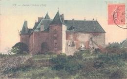 70 - GY / ANCIEN CHATEAU - France